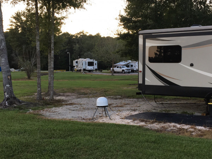 Jolly Acres Rv Park And Storage Saint George Sc